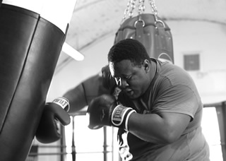 beat obesity boxing london