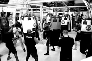 boxing gym south london