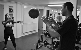 boxing personal training london