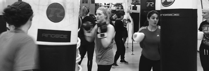 womens boxing class south london
