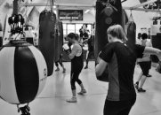 ladies boxing gym london