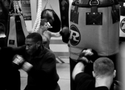 Miguel's ABA boxing club – South London