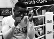 Amateur boxing club, Miguels Boxing Gym, South London