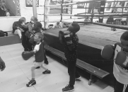 Kids boxing class South London