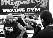Miguel's ABA boxing club, Loughborough Junction, South London