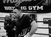 Amateur boxing club, South London