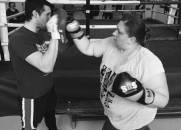 Beat obesity boxing training south london