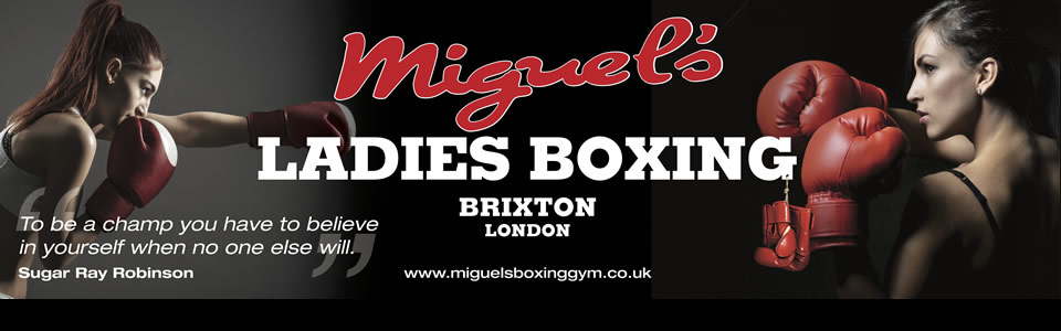 ladies boxing class brixton south london