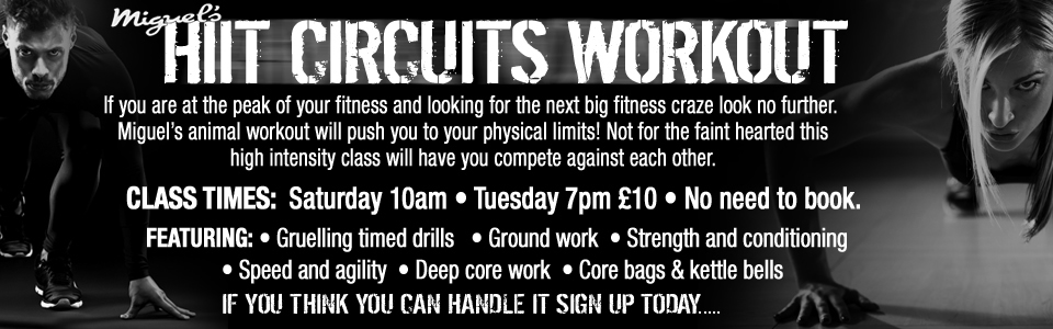 Hits circuits class south london