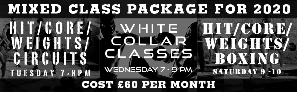 miguels boxing gym mixed class package south london